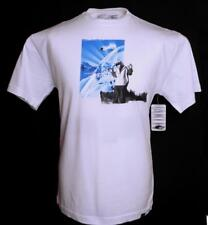 New Authentic Men's Oakley Hall T Shirt Skiing Ski Snowboarding S M L XL White