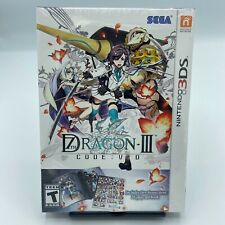 7th Dragon 3 III CODE: VFD Special First Launch Edition (Nintendo 3DS)