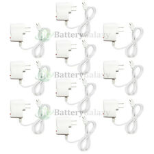 10 Hot! New White Micro Usb Battery Wall Ac Power Charger for Android Cell Phone