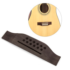 Bridge for 12 String Acoustic Guitar Parts Oversized