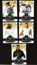 2019 UPPER DECK NATIONAL SPORTS CONVENTION VIP SET OF 5 CARDS