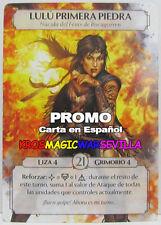 ASHES - LULÚ PRIMERA PIEDRA Lulu Firststone - PROMO ESPAÑOL Rise Phoenixborn