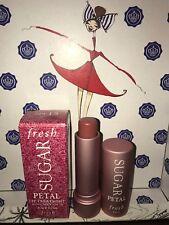 FRESH Sugar Lip Treatment SPF15 PETAL (bold pink blossom) .15oz FULL SIZE NEW