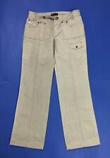 Diesel pantalone jeans donna usato w30 tg 44 vita bassa comodo relaxed T505