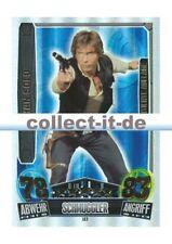 Force Attax Movie Cards 3 LE2 - HAN SOLO - Limitierte Auflage