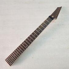 Unfinished 7 string electric guitar neck Rosewood Fretboard Maple wood 24 fret