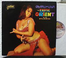 The exotic Orient in the chirurgico Flesh Farouk piacentino Aboud abdelaal LP