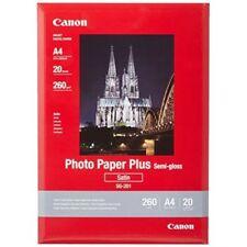 Canon SG-201 A4 Photo Paper Plus Semi Gloss (20 Sheets)