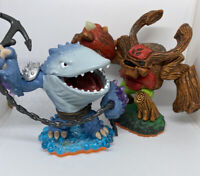 Thumpback & Tree Rex Skylanders Giants Figure PlayStation Wii XBox Activision