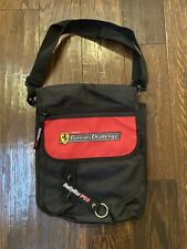 New - Ferrari Challenge Baby Bliss Pro Diaper Shoulder Bag Large RARE
