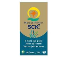 Marcus Rohrer SCK2 60cp a base di Alga Spirulina, Kombu, Klamath e Clorella