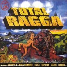 10420...   TOTAL RAGGA  COFFRET 4 CD  NEUF