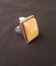 Cocktail Stone Fashion Ring...Size 9
