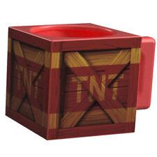 Official Crash Bandicoot TNT Crate Mug