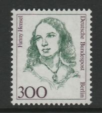 Germany Berlin 1986-89 Famous Women 300pf Fanny Hensel SG B746 MNH