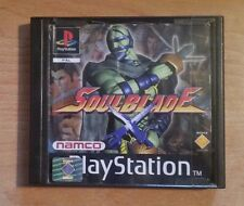 SOULBLADE-juego de Playstation