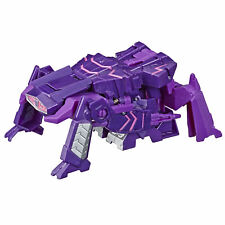Transformers Cyberverse Action Attackers:1-Step Changer Shockwave Action Figure