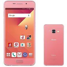 DOCOMO SAMSUNG SC-04J GALAXY J FEEL COMPACT ANDROID PHONE UNLOCKED PINK JAPAN
