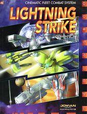 LIGHTNING STRIKE-COMPANION-(SC)-JOVIAN CRONICLES-neu-new