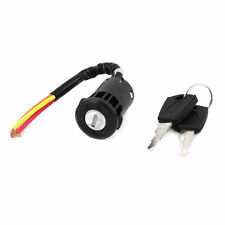 Ignition Switch Electric Scooters Bicycle 3 Wires