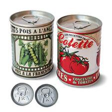 Salz & Pfeffer Set Salz Pfefferstreuer Tomates et petits pois Retro Natives