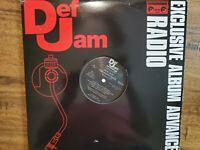"HOW HIGH THE SOUNDTRACK 2X12"" LP Vinyl~USA Pressing ° PROMO DEF JAM 15469-1"