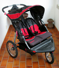 BABY  TREND Jogging Geschwister-/Zwillingskinderwagen. Neupreis 269,-EURO