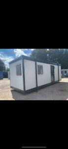 Portable Jack Leg Cabin, Portable Building, Portable Office