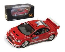 IXO RAM202 Peugeot 307 WRC Winner Rally Finland 2005 - M Gronholm 1/43 Scale