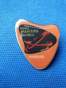 pin badge anstecknadel TENNIS Masters series Hamburg tournament Germany