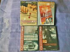 LOTTO  4 FILM  VARI GENERI NUOVI,SIGILLATI