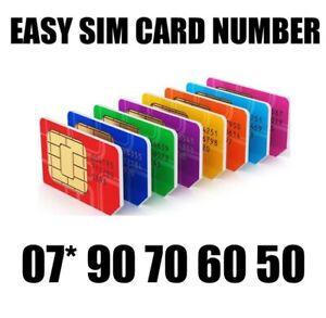 GOLDEN GOLD EASY VIP MOBILE PHONE NUMBER.DIAMOND PLATINUM SIMCARD 90706050