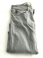 Adriano Goldschmied Gray The Legging Super Skinny Womens Jeans Size 26R
