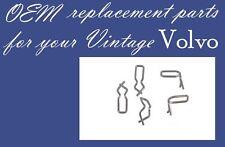 VOLVO amazon 122 123  dash pad molding interior trim clip stainless bag of 25