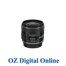 New Canon EF 24mm f/2.8 F2.8 IS USM Lens 650D 60D 7D 5D 1 Year Au Wty