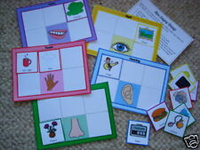 Teaching Resources - Science - Five Senses Game