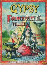 Victorian CURIOSITY Tarot Carte Fortune Teller Voyance Avenir Circus Sideshow