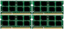"NEW! 32GB 4x8GB PC3-10600 204 PIN DDR3-1333 Mhz Memory Apple iMac 27"" Mid 2011"
