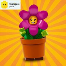 Lego 71021 Collectible Minifigure Series 18: No 14 - Flower Pot Girl - SEALED