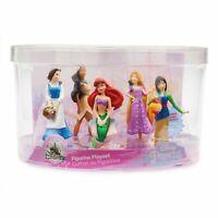 Disney Princesa Figura Figuras Figura Set De 5