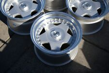 16X9 +30 ESM 001 5X114.3 Silver WHEELS (OPEN BOXS) Fits RSX CIVIC SI 240SX IS250