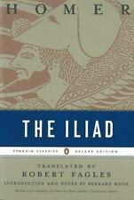 Penguin Classics Deluxe Edition: The Iliad by Homer (1998, Paperback, Deluxe)
