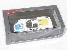 1/43 Porsche 906 Carrera 6  Christian Poirot  Le Mans 24 Hrs 1968 #42