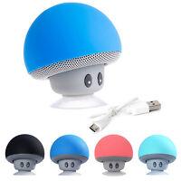 New Mini Bluetooth Lautsprecher Pilz - Drahtlose TOP Sound-Qualität Das Original
