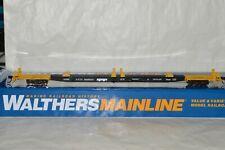 HO Walthers 910-5476 General American G85 Flat Car Trailer Train Vttx 300541