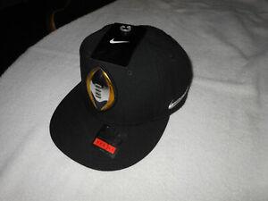 Rare Nike Ohio State Buckeyes National Champion Football Hat 2014 HTF