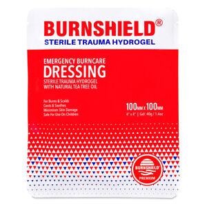 Burnshield Burn Gel Dressing 10cm x 10cm First Aid