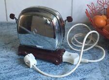 Designer Toaster Brotröster Prometheus Rockabilly 1950er Vintage Retro Bakelit