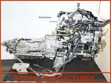 JDM NISSAN ZD30 DIESEL TURBO ENGINE AUTOMATIC TRANSMISSION, ECU, WIRING