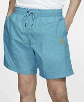 Nike Men's Air Jordan Jumpman Cement Poolside Shorts. (Sz XL) AO2842 433).